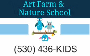 Art Farm & Nature School ♥  ♥ ♥